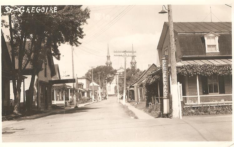 Centre d 39 histoire de saint hyacinthe centre r gional d 39 archives et de g n alogie for Photos maisons anciennes